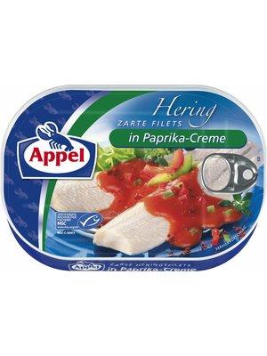 Appel Heringsfilet in Paprika-Creme (200g)