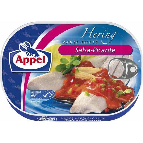 Appel Heringsfilet Salsa-Picante (200g)