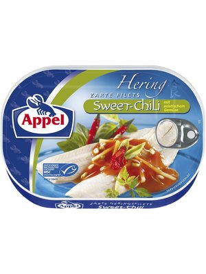 Appel Heringsfilet Sweet-Chili (200g)