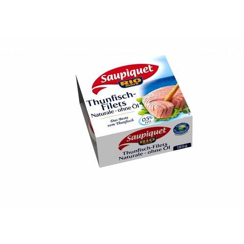 Saupiquet Thunfischfil.  Naturale (185g)