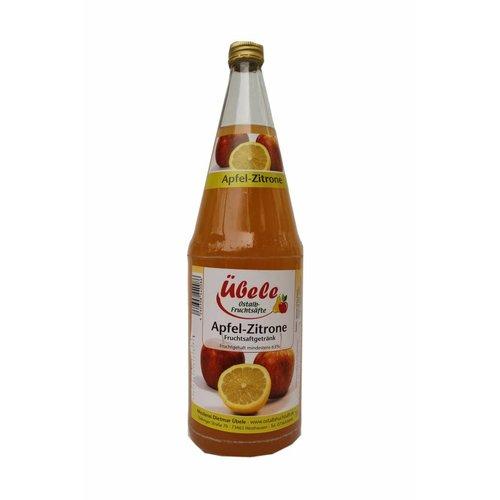 Übele Ostalb-Fruchtsäfte (Westhausen) Apfel-Zitrone Fruchtsaftgetränk (1l)