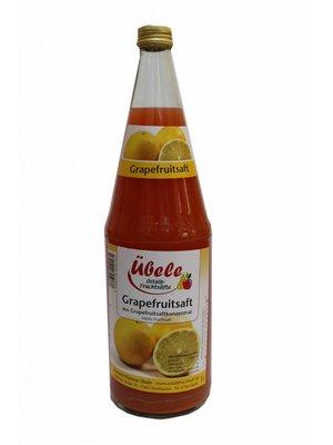 Übele Ostalb-Fruchtsäfte (Westhausen) Grapefruitsaft (1l)