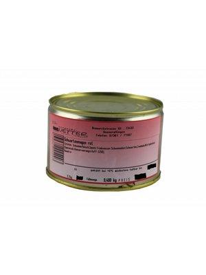Metzgerei Vetter (Wasseralfingen) Roter Schwartenmagen (400g/Dose)