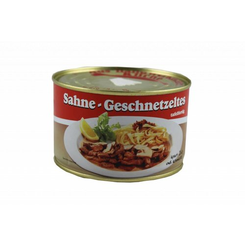 Metzgerei Vetter (Wasseralfingen) Sahnegeschnetzeltes (400g)