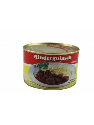 Metzgerei Vetter (Wasseralfingen) Rindergulasch (400g/Dose)