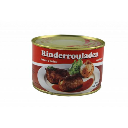 Metzgerei Vetter (Wasseralfingen) Rinderouladen (400g/Dose)