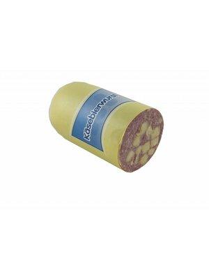 Metzgerei Vetter (Wasseralfingen) Käsebierwurst (100g)