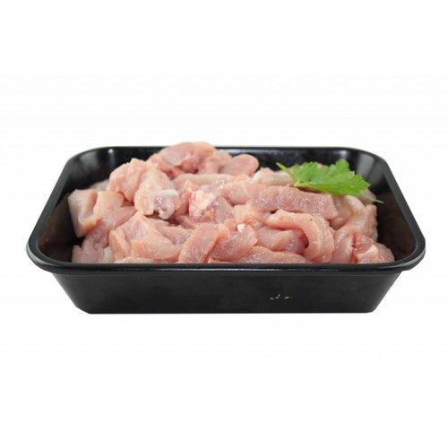 Metzgerei Vetter (Wasseralfingen) Schweinegeschnetzeltes (100g)