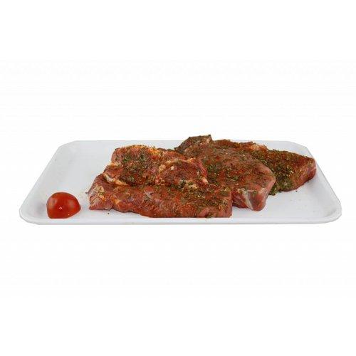 Metzgerei Vetter (Wasseralfingen) Schweinehalssteak mariniert (ca. 165g/Stück)