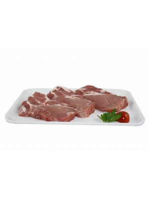 Metzgerei Vetter (Wasseralfingen) Schweinehalssteak (ca. 165g/Stück)