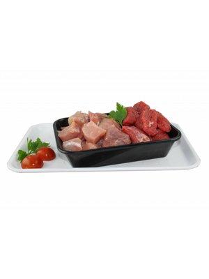 Metzgerei Vetter (Wasseralfingen) Gulasch gemischt Rind / Schwein (100g)