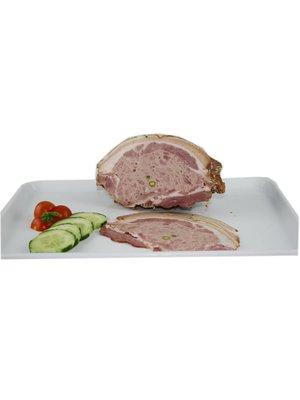 Metzgerei Vetter (Wasseralfingen) Schweinebauch gefüllt (100g)