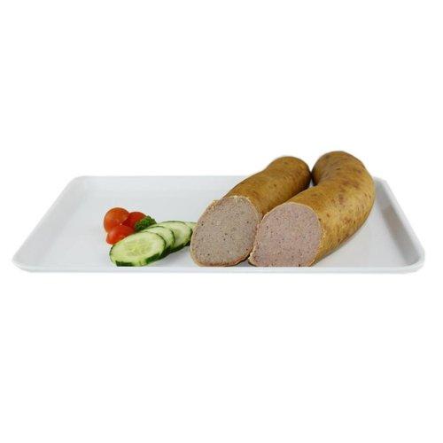Metzgerei Vetter (Wasseralfingen) Grobe Leberwurst (100g)