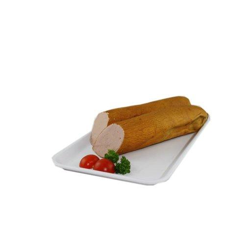 Metzgerei Vetter (Wasseralfingen) Kalbsfleischleberwurst geraucht (100g)