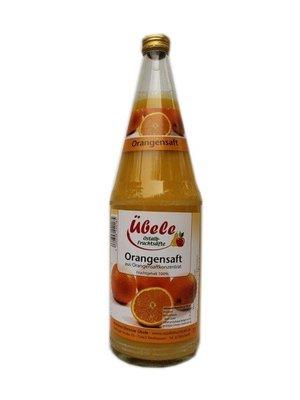 Übele Ostalb-Fruchtsäfte (Westhausen) Orangensaft (1l)