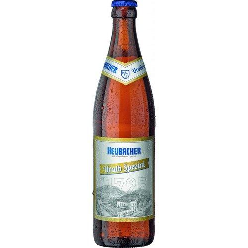 Hirschbrauerei (Heubach) Uralb Spezial (20 x 0,5l)