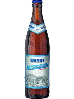 Hirschbrauerei (Heubach) Sport Weisse alkoholfrei (20 x 0,5l)