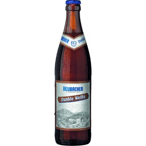 Hirschbrauerei (Heubach) Dunkle Weisse (20 x 0,5l)