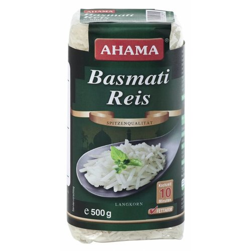 Ahama Basmati Reis (500g)
