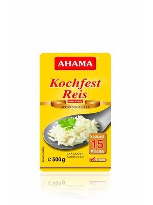 Ahama Kochfest Reis (500g)