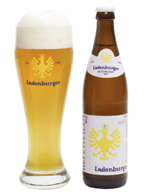 Ladenburger (Neuler) Hefeweizen (20 x 0,5l)