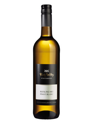 Rolf Willy Riesling mit Pinot Blanc (0,75l)