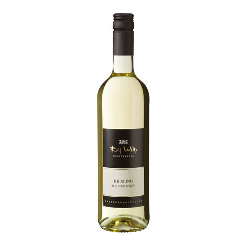 Rolf Willy Riesling QbA halbtrocken (0,75l)