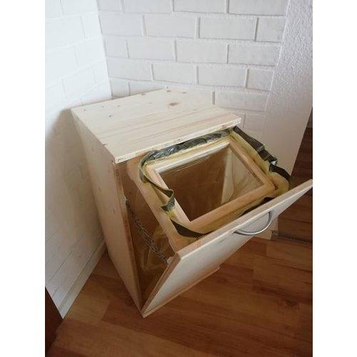 Chuck Beaver Design (Aalen) Müllsackständer Box (handgefertigt)