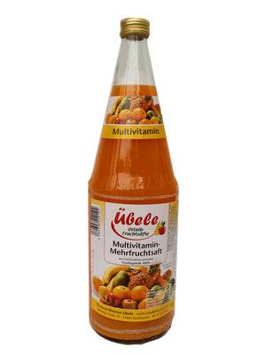 Übele Ostalb-Fruchtsäfte (Westhausen) Multivitamin-Mehrfruchtsaft (1l)