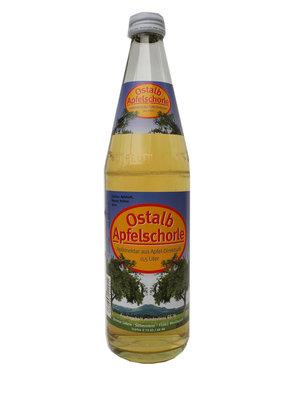 Übele Ostalb-Fruchtsäfte (Westhausen) Ostalb Apfelsaftschorle klar (Kiste 10x0,5l)