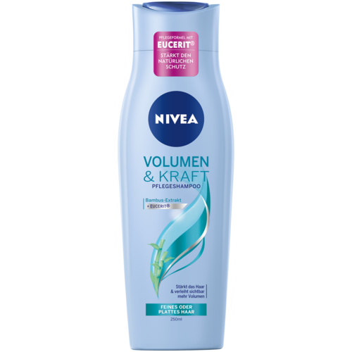 Nivea Shampoo Volumen Kraft & Pflege (250ml)