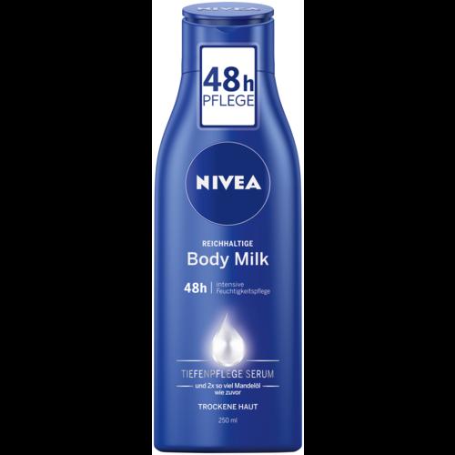 Nivea Reichhaltige Body Milk (250 ml)