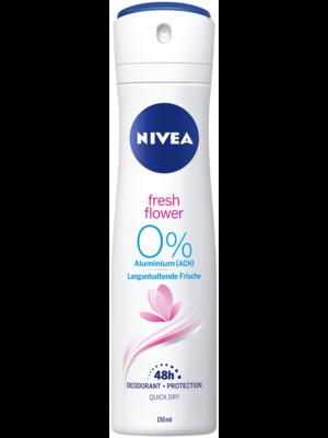 Nivea Deo Spray Deodorant Fresh Flower (150ml)