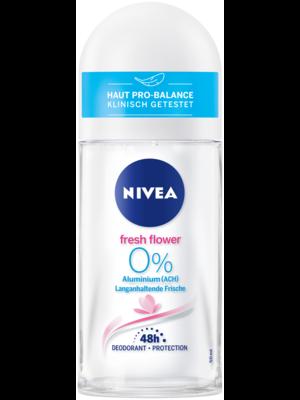 Nivea Deo Roll On Deodorant Fresh Flower (50ml)