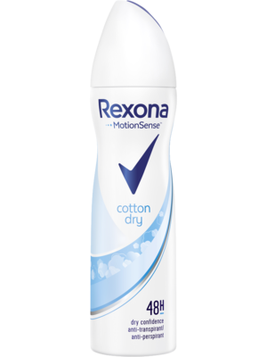 Rexona Women Deospray Cotton Dry (150ml)