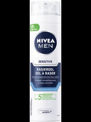 Nivea Rasiergel SENSITIVE (200ml)