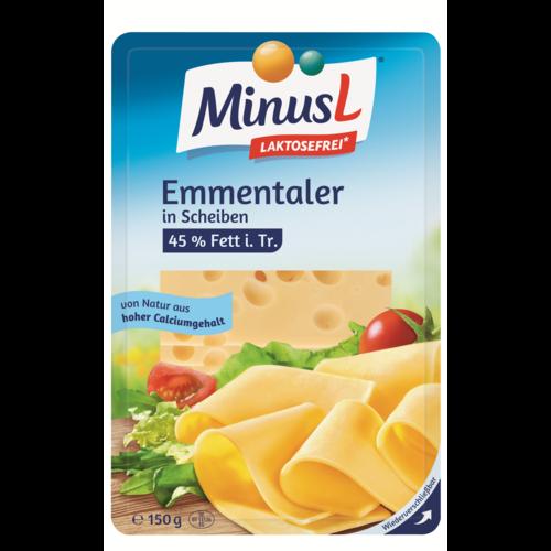 MinusL Emmentaler (150g)
