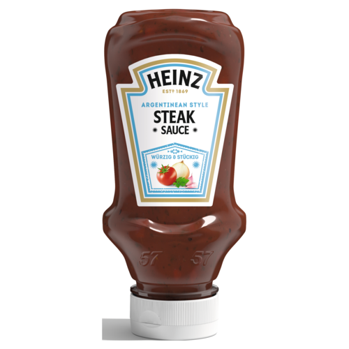 Heinz Steak Sauce argentinean style (220ml)