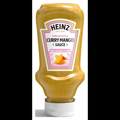 Heinz Curry Mango Sauce indian-Style (220ml)