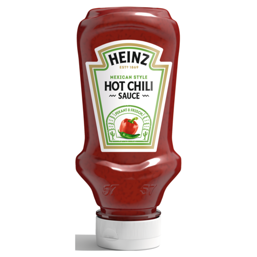Heinz Hot Chili Sauce mexican style (220ml)