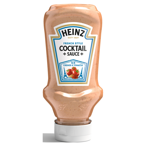 Heinz Cocktailsauce french style (220ml)