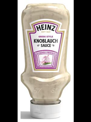 Heinz Knoblauch Sauce greek style (220ml)