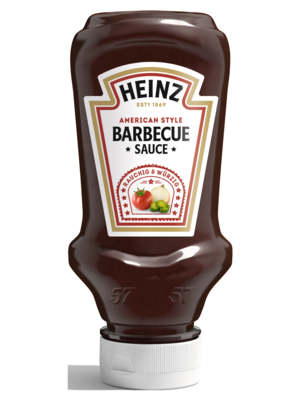 Heinz Barbecue Sauce american style (220ml)