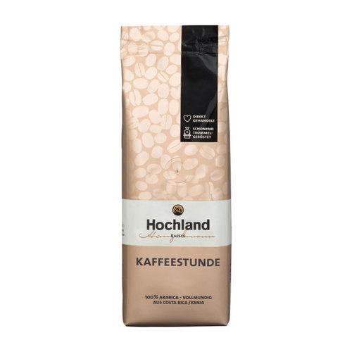 Hochland Kaffee Kaffeestunde gemahlen (250g)