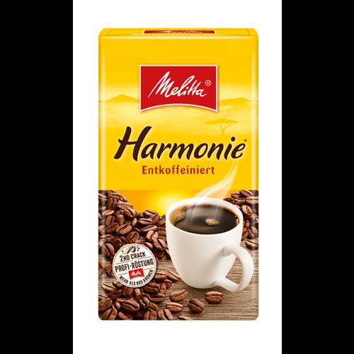 Melitta Filterkaffee Harmonie entkoffeiniert (500g)