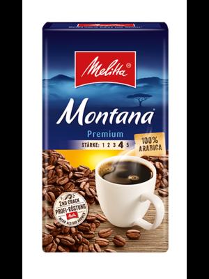 Melitta Filterkaffee Montana Premium  (500g)