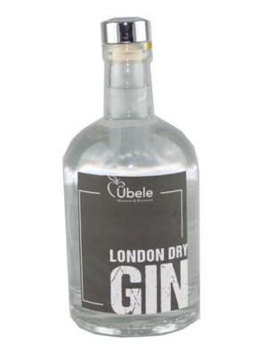 Brennerei Übele (Westhausen) London dry gin 40% Vol. (0,5l)