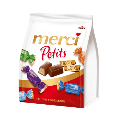 Storck Merci Petits Chocolate Collection (125g)