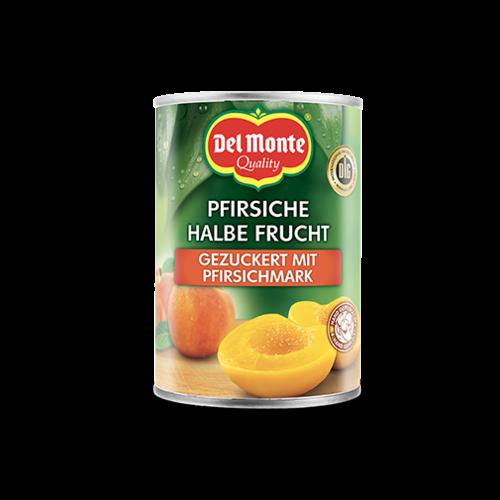 del Monte Pfirsiche halbe Frucht (420g)