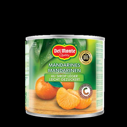 del Monte Mandarinen leicht gez. (312g)